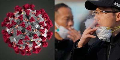 Lung Smokers 'Heaven' For Corona Virus COVID-19