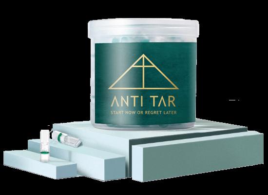 ANTITAR Cigarette Filters
