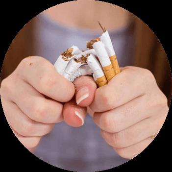 helps quit smoking