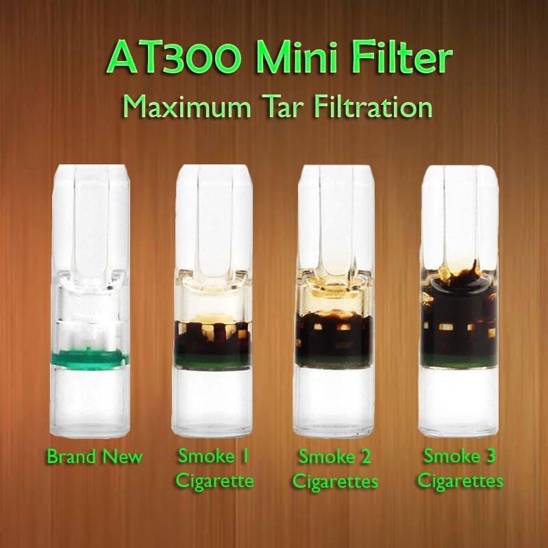 ANTI TAR AT300 3rd Gen Cigarette Mini Filter